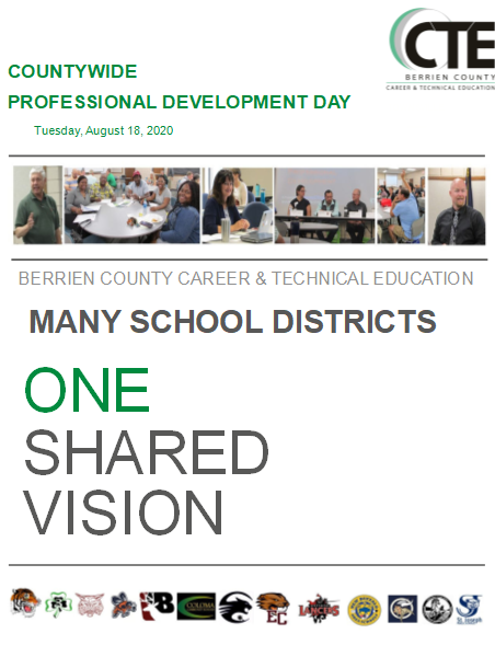 Countywide Professional Development Cover